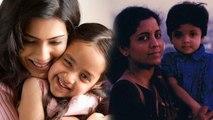 #Daughtersday | நிர்மலா சீதாராமனிடமிருந்து வெளிவந்த பாசக்கார அம்மா-வீடியோ