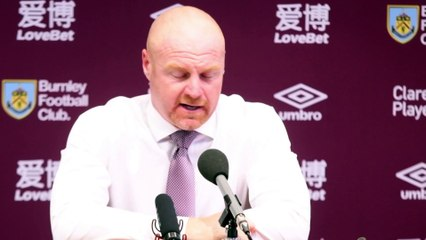 Sean Dyche impressed as Burnley sweep aside Norwich City