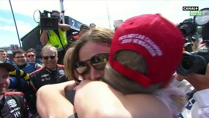 Josef Newgarden sacré champion du monde IndyCar 2019