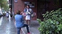 Kiko Rivera evita hablar de su hermana, Isa Pantoja