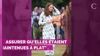Ce caprice surprenant de Kate Middleton lors de ses voyages en avion