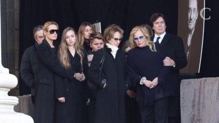 David Hallyday : pourquoi son fils Cameron va suivre les traces de ses soeurs Ilona et Emma Smet