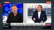 """EXCLU - Eric Naulleau: """"Non, Eric Zemmour n'est pas raciste et c'est mon ami pour la vie !"""" - VIDEO"""