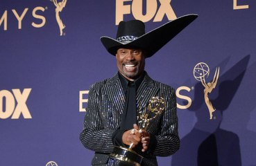 Billy Porter wears thousands of crystals to Emmys