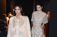 Kim Kardashian West and Kendall Jenner heckled at Emmys