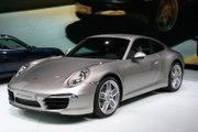 La Porsche 911 (Type 991)