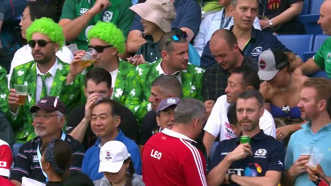 Extended Highlights : Ireland v Scotland – Rugby World Cup 2019