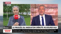 Procès Mediator : la pneumologue à l'origine de l'éclatement du scandale s'exprime sur CNEWS