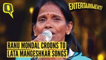 Ranu Mondal speaks about her new song Teri Meri Kahani from Happy, Hardy and Heer and more