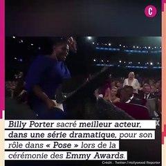 Billy Porter sacré aux Emmy Awards