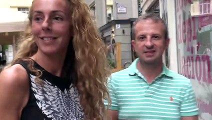 Rocío Carrasco y su reacción al ser preguntada por su conflicto con Antonio David