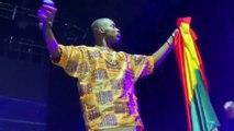 Sidiki Diabaté honore la mémoire d'Arafat DJ à Bercy