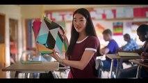 Publicité pour les fournitures scolaires sensibilise contre les armes à feu