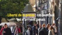 Liberté de la presse : ces journaux qui n'arrivent jamais