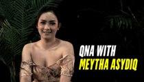 QNA Meytha Asydiq  Pilih Bercinta di Pantai atau di Gunung? ,  Rising Star September 2019