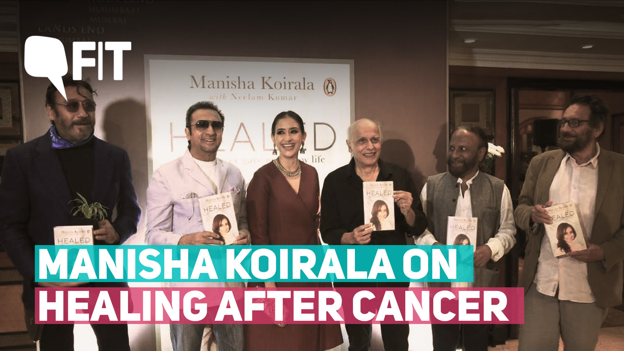 Time to Get Real About Cancer, Says Manisha Koirala in 'Healed'