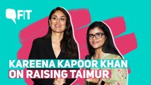 Kareena Kapoor Khan Opens Her Heart out on Parenting & Her Fears