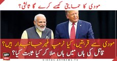 Is Donald Trump neutral for mediation on Kashmir?