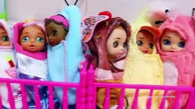 Juguetes con Andre abre bebé Baby Born Surprise Ola2 Jugando con bebes de juguete para niñas y niños
