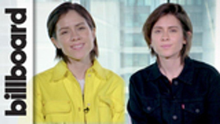 Tegan and Sara Play 'Fishing For Answers' | Billboard