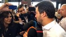"""Salone Nautico di Genova, Salvini: """"Si vota ovunque nel mondo, ma non in Italia""""   Notizie.it"""