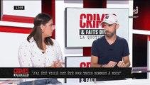 Crimes et faits divers: Regardez le témoignage courageux à visage découvert de Calvin ce midi sur NRJ 12, violé par 3 hommes à Nice cet été