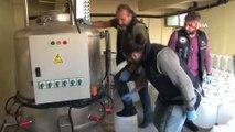 İstanbul'da sahte içki operasyonu: 5 ton metil alkol ele geçirildi