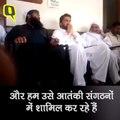 Leaked: Pakistsan के मंत्री का वीडियो हुआ लीक, कहा- 'Hafiz Saeed का साथ दें'
