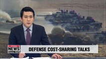 Seoul-Washington to hold defense cost-sharing negotiations this week in Seoul