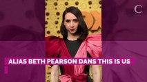 PHOTOS. Emmy Awards 2019 : Mandy Moore, Taraji P. Henson, Susan Kelechi Watson optent pour le bicolore rouge et rose