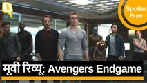 Avengers Endgame Review: Robert Downey Jr, Chris Hemsworth, Chris Evans, Brie Larson