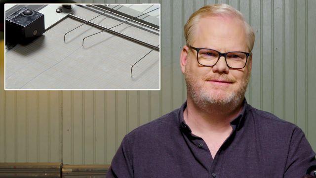 Jim Gaffigan Takes a Lie Detector Test