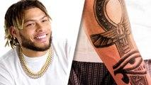 Tyrann Mathieu Breaks Down His Tattoos