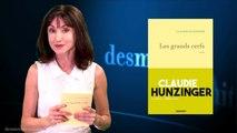 """""""Les grands cerfs"""" Claudie Hunzinger - Les lectures d'Alexandra - Des mots de minuit"""