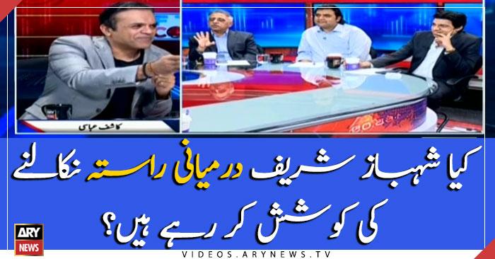 Will Shehbaz Sharif mediate between Nawaz and Imran?