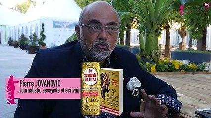 """Pierre Jovanovic au Livre sur la Place : """"les banques sont en faillite totale"""""""