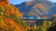 5 Amtrak Rides With Spectacular Fall Foliage View