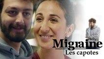 Migraine de Roman Frayssinet : Les capotes - Clique - CANAL+