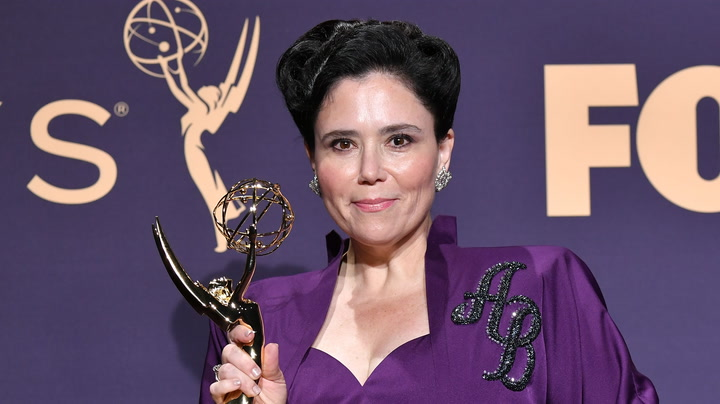 Alex Borstein on Sharing Her Grandmother's Story at the Emmys