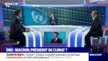 Sommet de l'ONU: Emmanuel Macron, président du climat ? (2/2) - 23/09