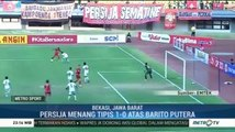 Persija Menang Tipis 1-0 Atas Barito Putera