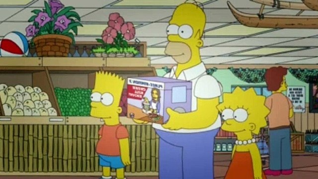 The Simpsons Season 23 Episode 15 - Exit Through the Kwik-E Mart