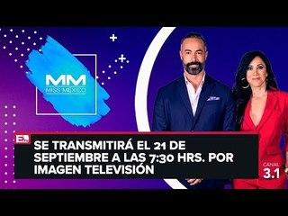 Carlos Arenas habla sobre Miss México 2019