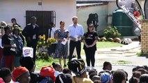 Af-Sud: Harry et Meghan saluent la lutte contre les violences envers les femmes