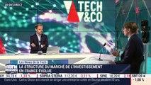 La structure du marché de l'investissement en France évolue - 23/09