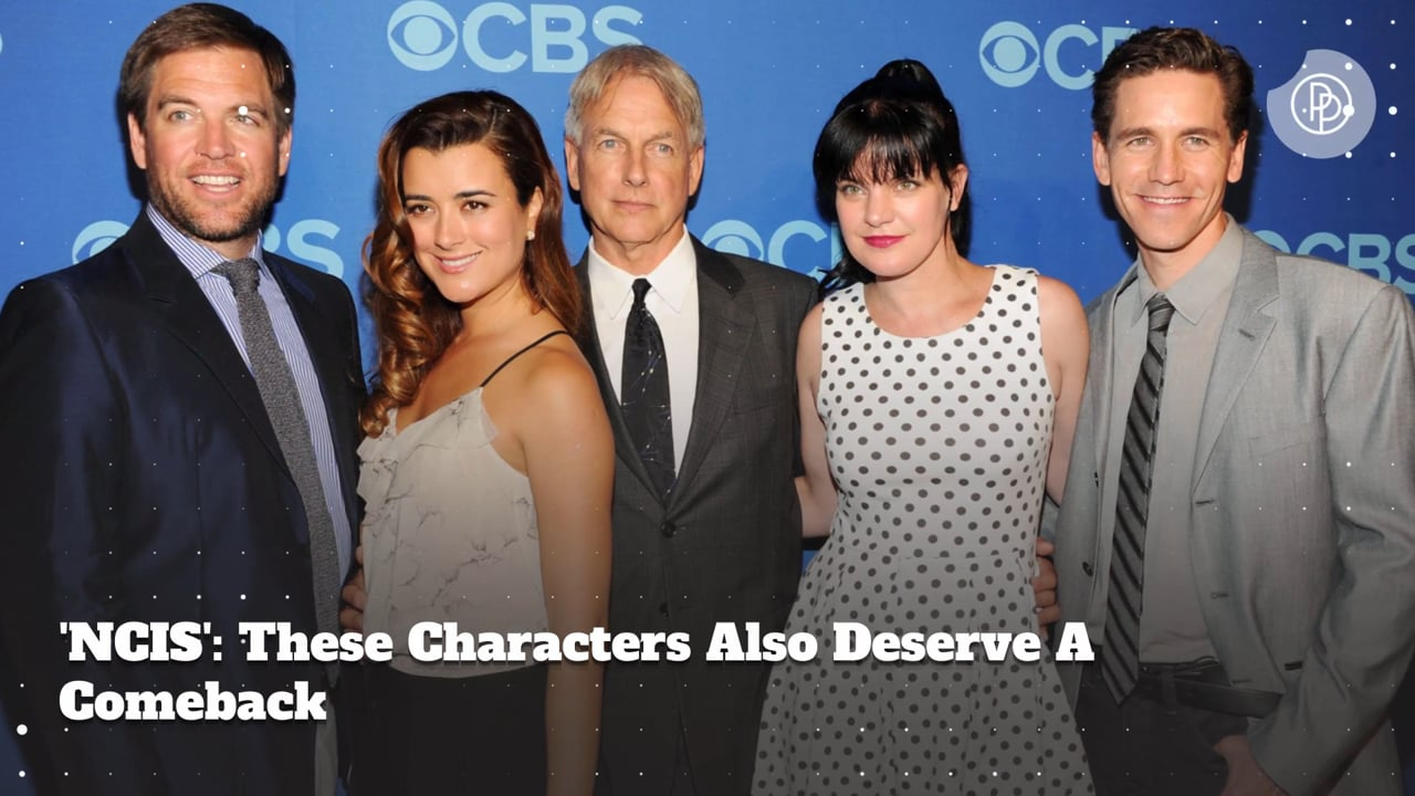 'NCIS': These Characters Do Really Deserve A Comeback!