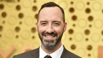 Tony Hale Says Goodbye to 'Veep' at HBO's Emmy After Party