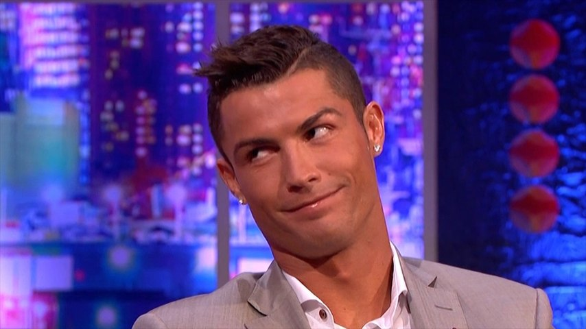 Cristiano Ronaldo Full Interview With Jonathan Ross - Why They Didn't Make The Movie About Messi!