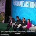 """""""Me han robado mis sueños, mi infancia"""", Greta Thunberg envió un desafiante mensaje a los líderes del mundo sobre el cambio climático"""