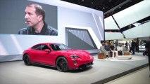 Neues Porsche Standkonzept auf der IAA 2019